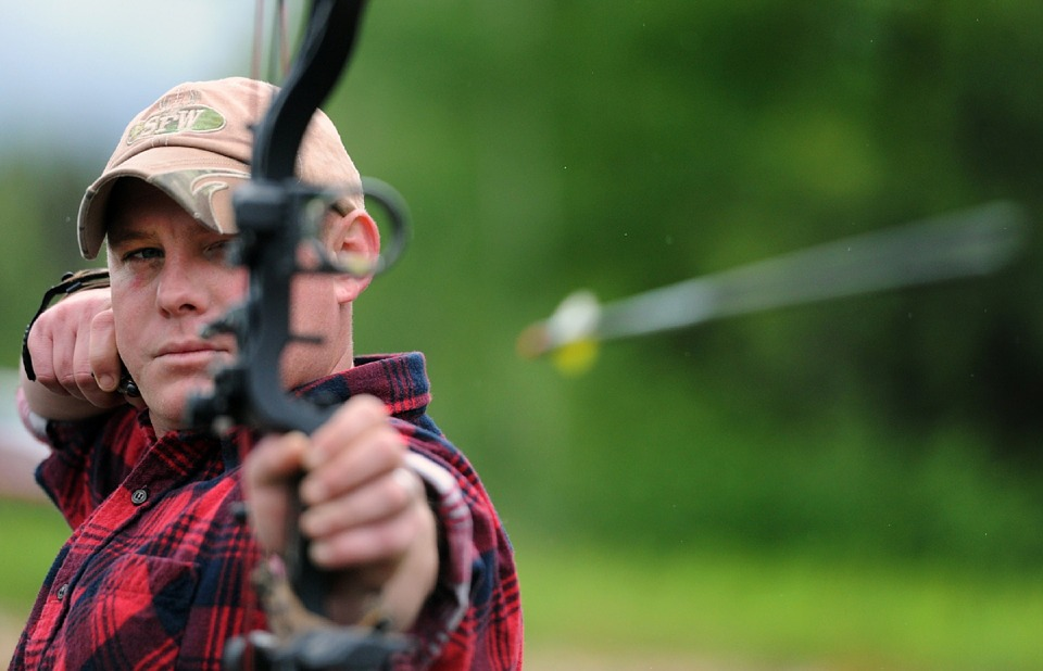 "Image: Stupid Democrats want to ban archery because they claim it promotes ""gun culture"""