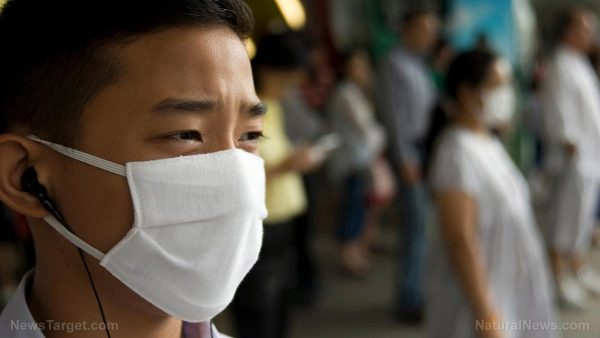 Image: Study: Face masks available in China may be ineffective in protecting consumers from air pollution