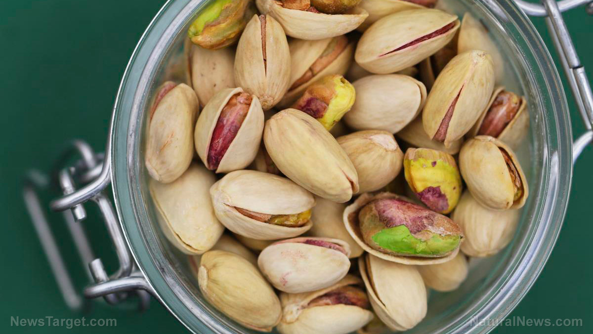 Image: Once revered as an exclusive royal delicacy, the pistachio nut is now being recognized as a great healing food