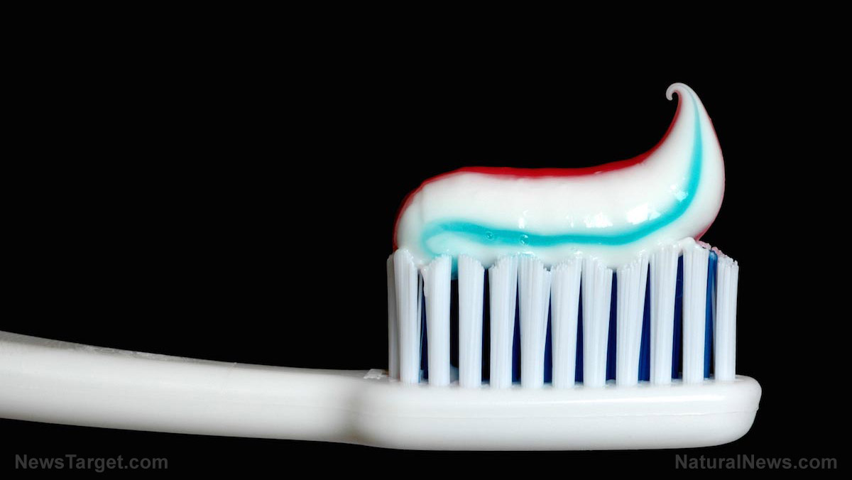 Image: No toothpaste can compensate for bad bacteria in your mouth: You can't have good oral health without a good diet, according to study