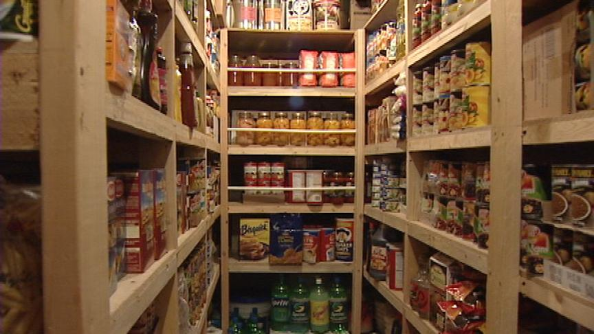 Image: How to prevent pests in your pantry