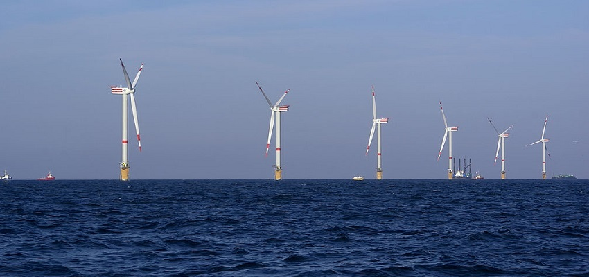 Image: Floating wind farm in Scotland is beginning to show the positive impact of offshore wind farming