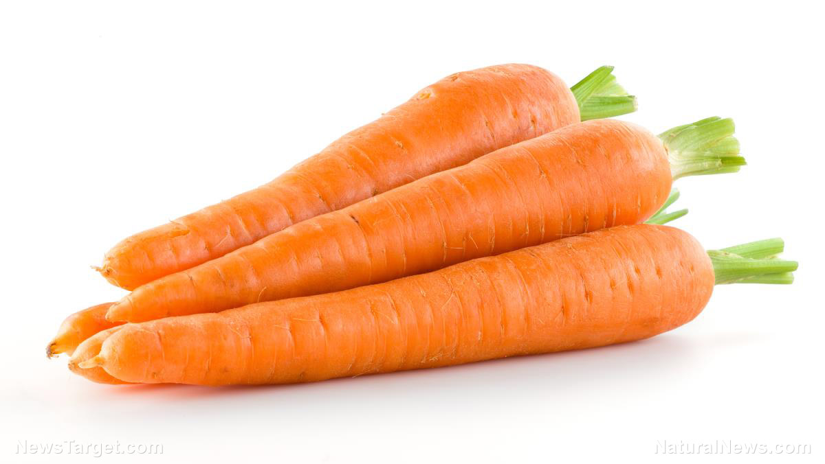 Image: What's up, doc? Carrots are one of the best foods to eat if you have heart problems