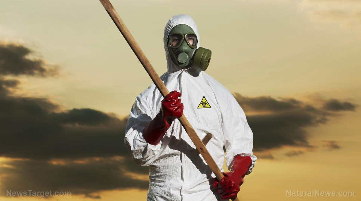 Image: Huffington Post shills for Monsanto, recommends consumers eat more pesticides