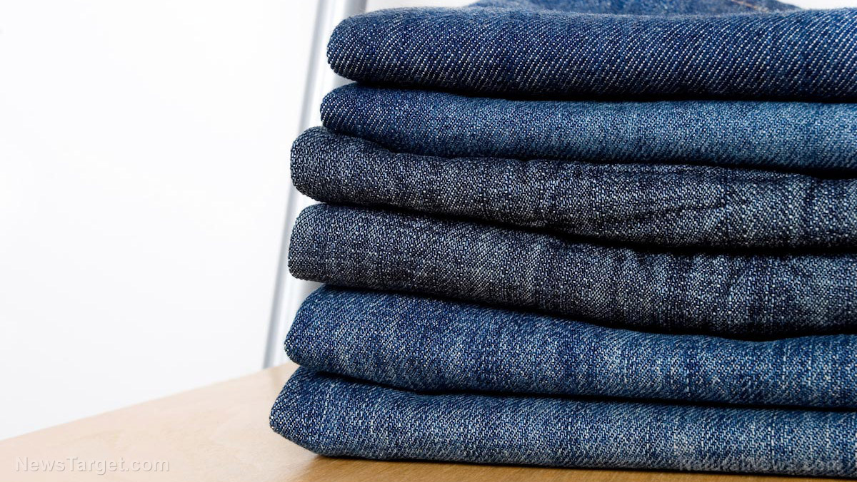 Image: What's in a pair of jeans, environmentally speaking?