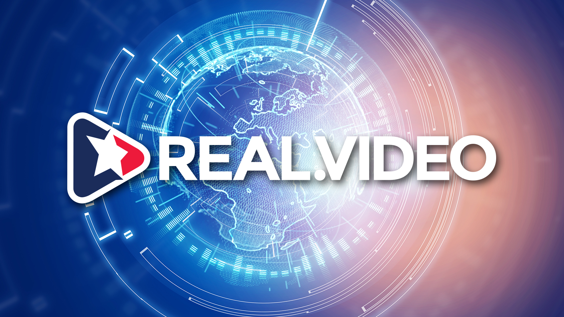 Image: Discover the latest on QAnon, the Deep State, Tommy Robinson, and more at REAL.video