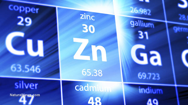 "Image: ZINC found to be a powerful mineral ""secret"" for fighting viral infections of the liver (such as hepatitis C)"