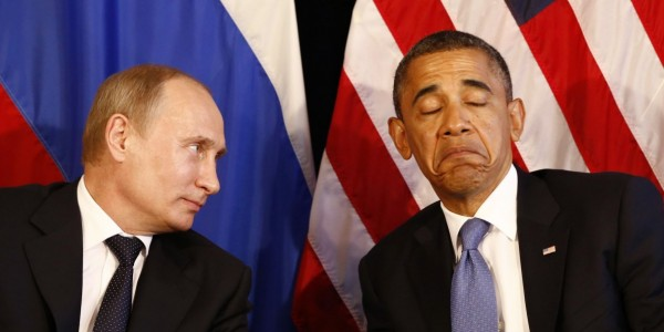 Image: Left continues to melt down over Trump-Putin summit, but remember when Obama promised Russia he would make America MORE vulnerable?