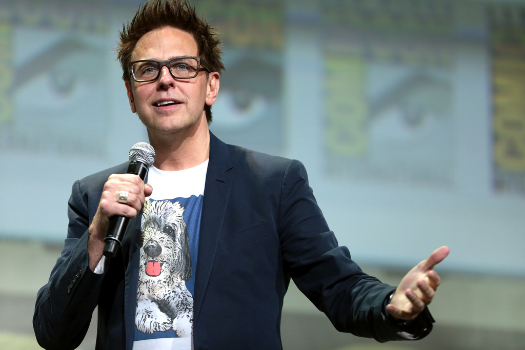 "Image: Where's the media outrage? Disney movie director James Gunn has LONG history of ""joking"" about his child rape fantasies"