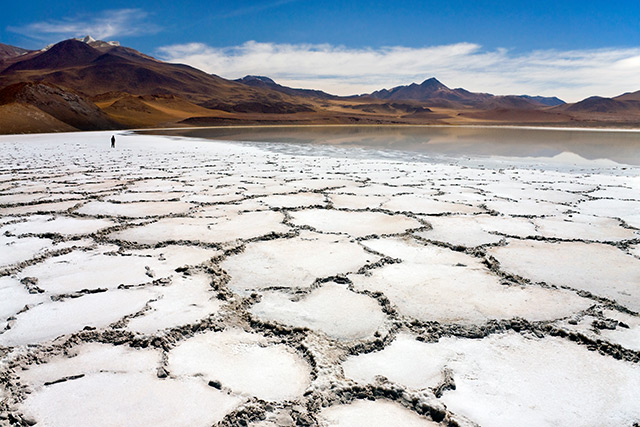 Image: Chile is sitting on a lithium goldmine, but locals say that exploiting it will come at a terrible environmental cost