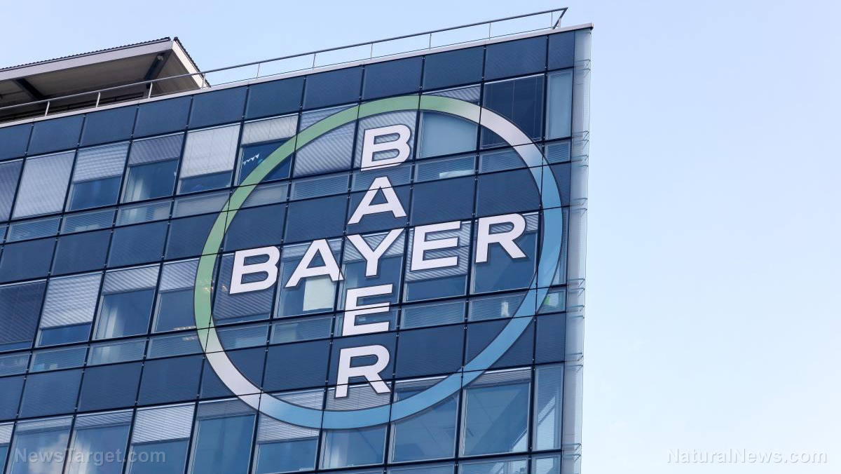 Image: Years before merging with Monsanto, BAYER apologized for role in Nazi death experiments which used chemical weapons similar to pesticides