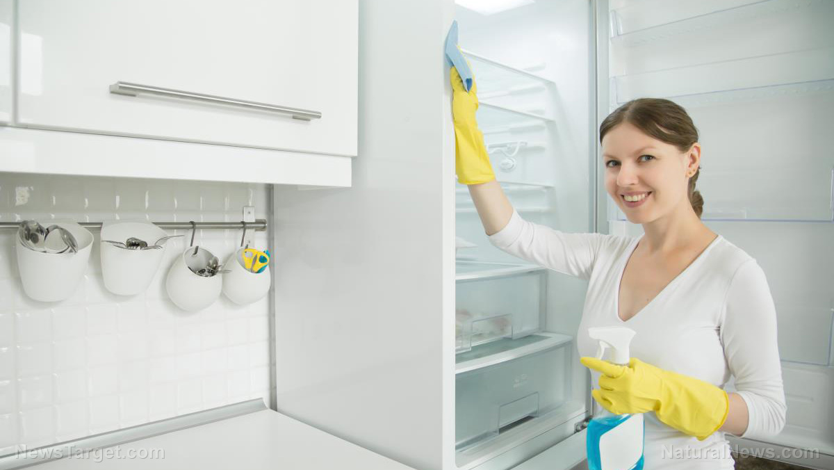 Image: Just how clean are your kitchen towels? New research suggests that they may be a possible vector for food poisoning