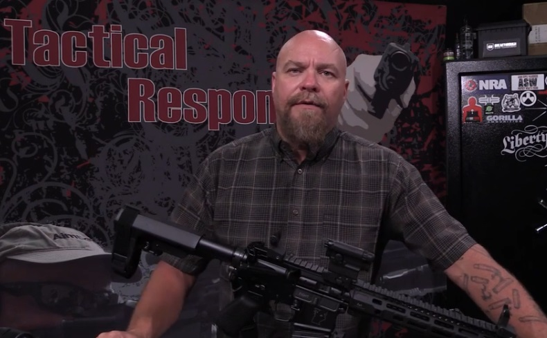 Image: James Yeager from Tactical Response joins REAL.video – see the introductory video