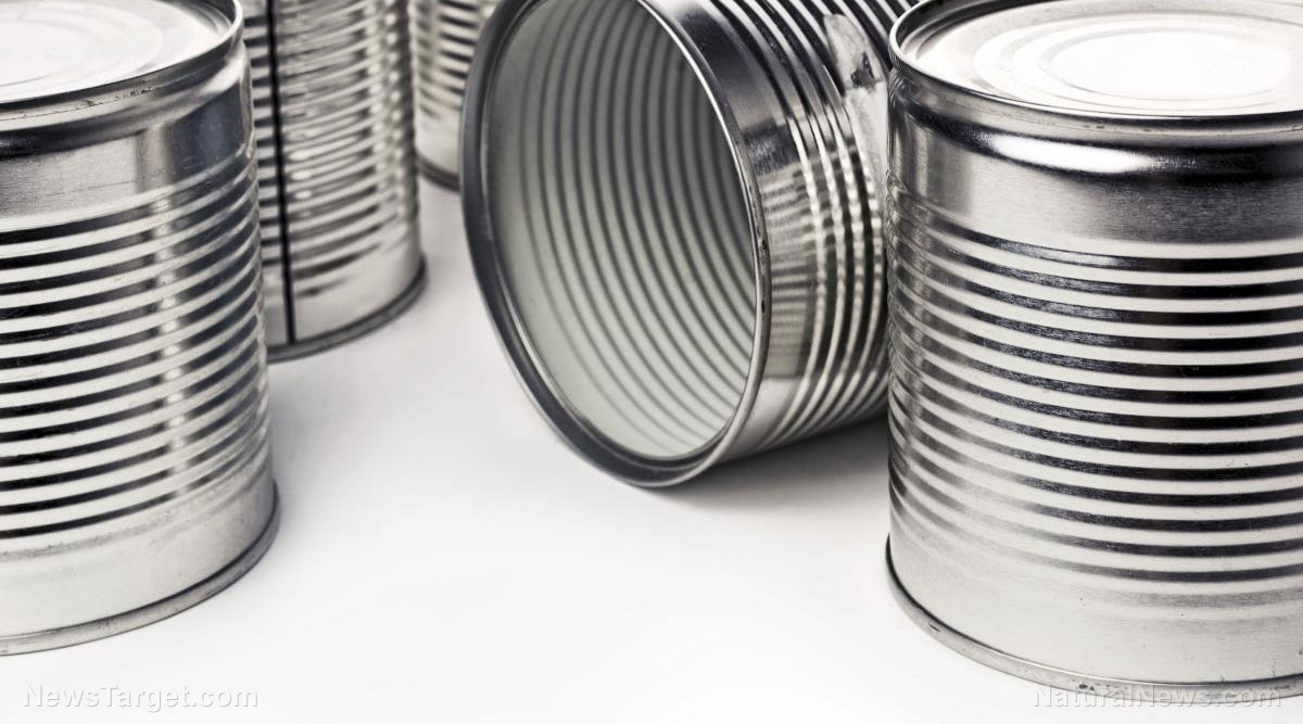 Image: Kroger, Albertsons, Dollar Tree and 99 Cents Only all tested positive for BPA in canned foods