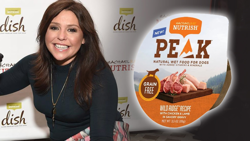 Image: Rachael Ray's dog food brand, Nutrish, SUED over alleged glyphosate contamination