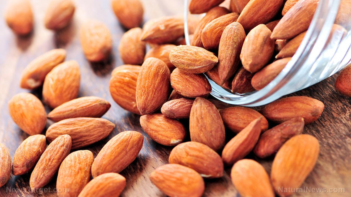 Image: Eating almonds found to accelerate the body's mechanism for eliminating high cholesterol