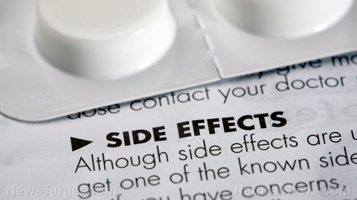 Image: FDA now wants to eliminate side effect warnings from drug ads in latest collusion with Big Pharma