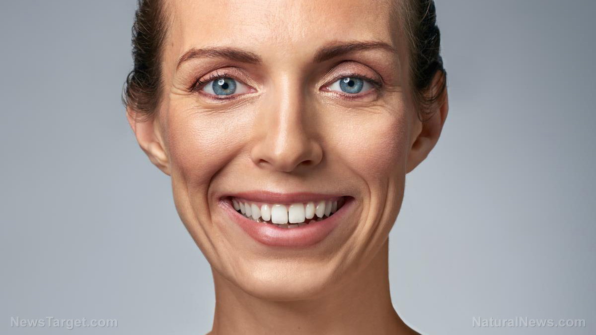 Image: We are pre-wired to perceive wrinkles around the eye as conveying more sincerity: Study