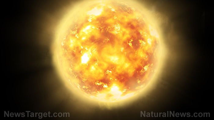 Image: Scientists believe the sun may enter a calm, slightly cooler period in the next few decades