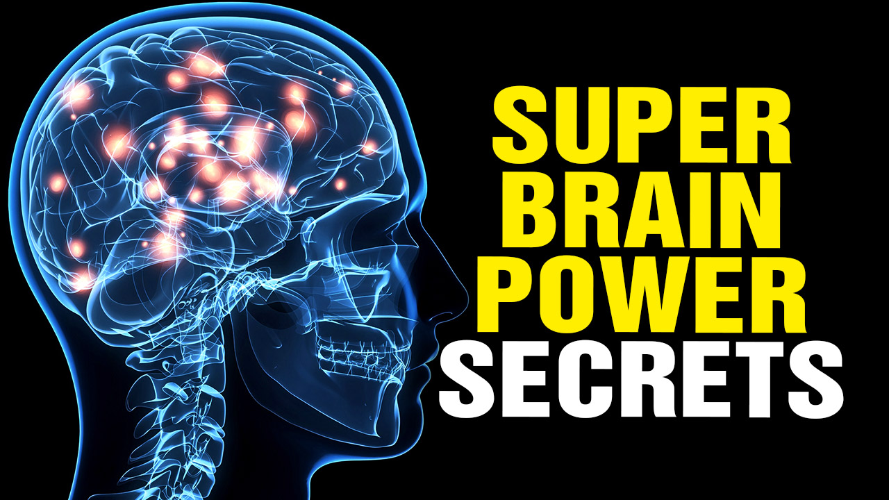 Image: Super Cognition: The Health Ranger reveals brain power secrets for peak human performance