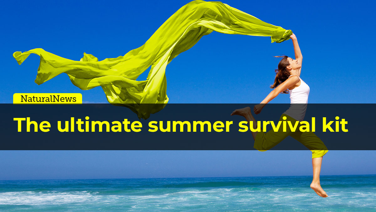 Image: The ultimate summer survival kit