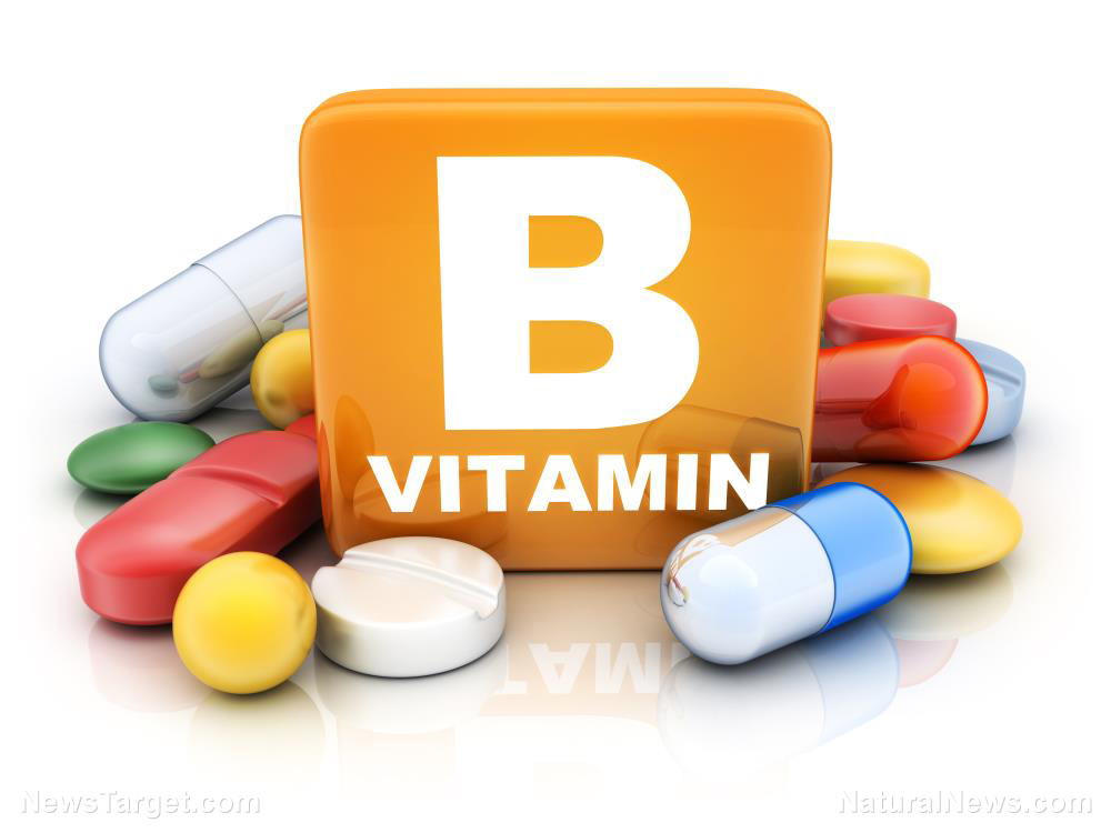 Image: Research finds that supplementing with B vitamins can help treat bipolar disorder