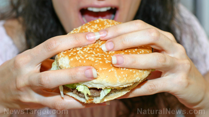 "Image: Beyond Meat ""chemical"" burger to start invading fast food restaurants across America"