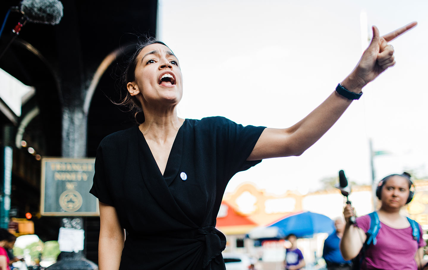 """Image: Left-wing socialist Ocasio-Cortez goes """"full WTF"""" trying to explain how government will fund socialized medicine for all"""
