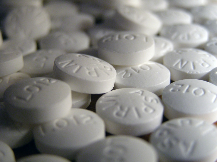 Image: Study claims aspirin cuts breast cancer risk by 47 percent in women with diabetes