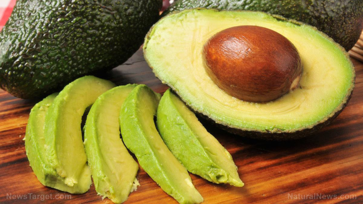 Image: Avocados found to improve eye health in aging adults