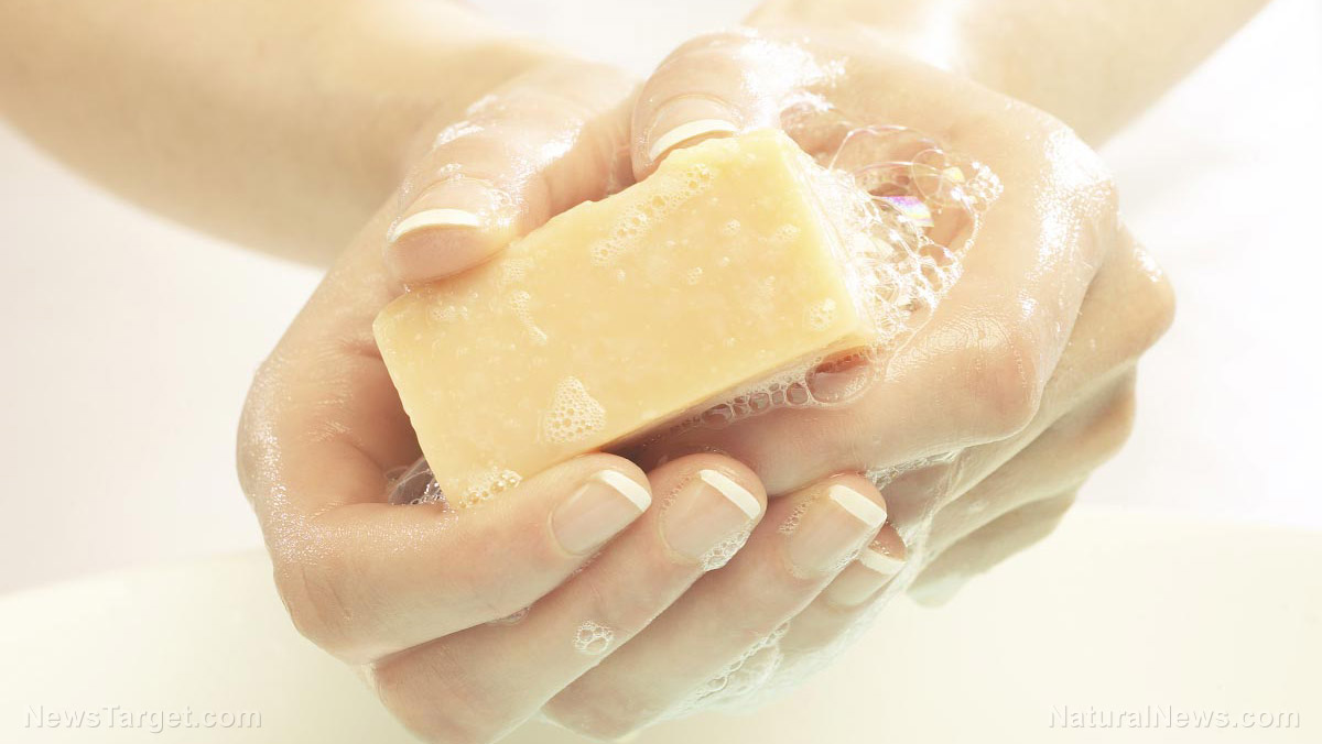 Image: Dump expensive store bought cleaners for this magical miracle soap