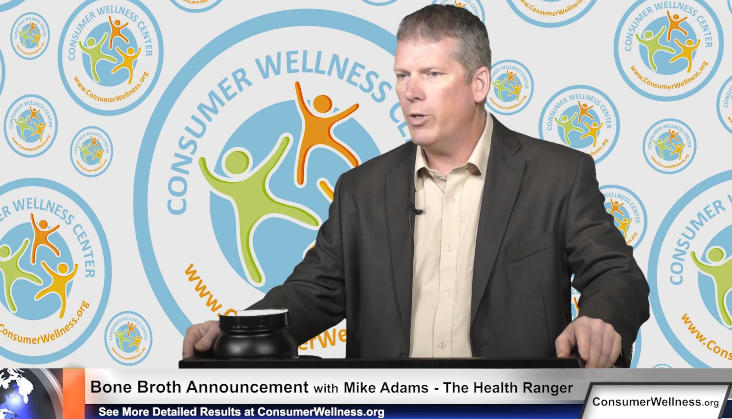 Image: Bone Broth Protein products lab tested: Full press conference video released (UPDATED)