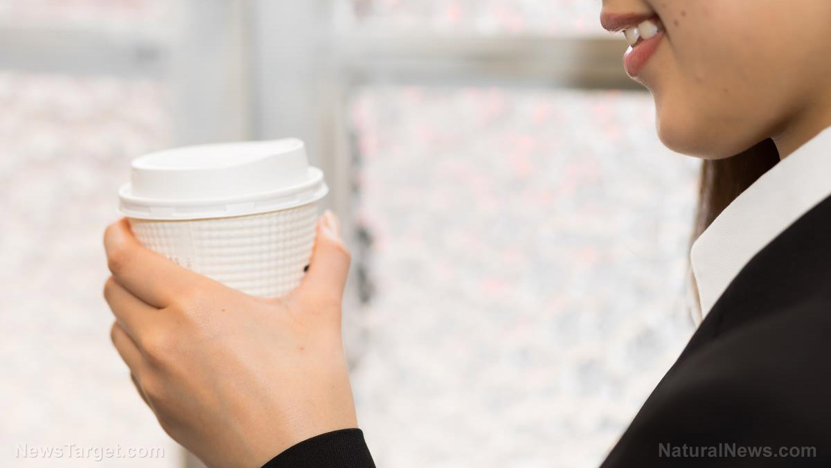 Image: Drink responsibly: Are you aware of the environmental impact of single-use coffee cups?