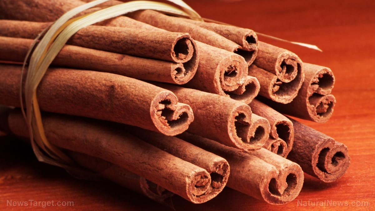 Image: Cinnamon spice — powdered tree bark — found to accelerate the body's fat burning