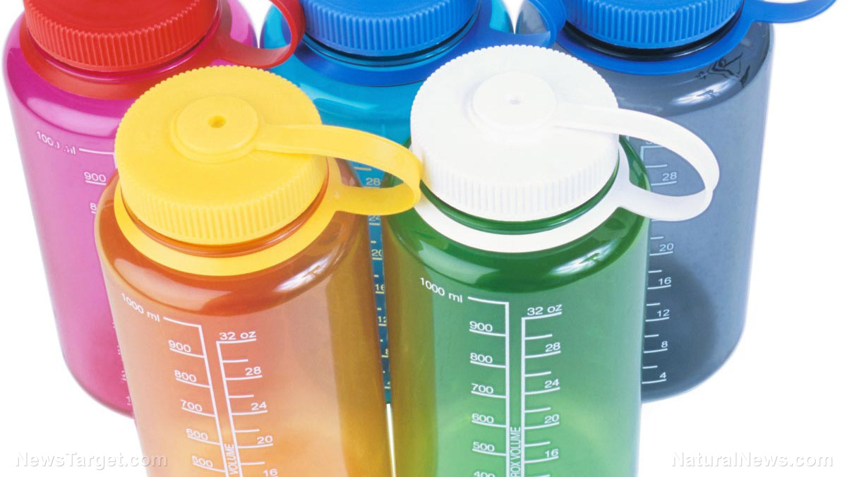 Image: New study confirms the dangers of BPA exposure for infants: It reduces gut biodiversity, setting the child up for chronic inflammation and disease