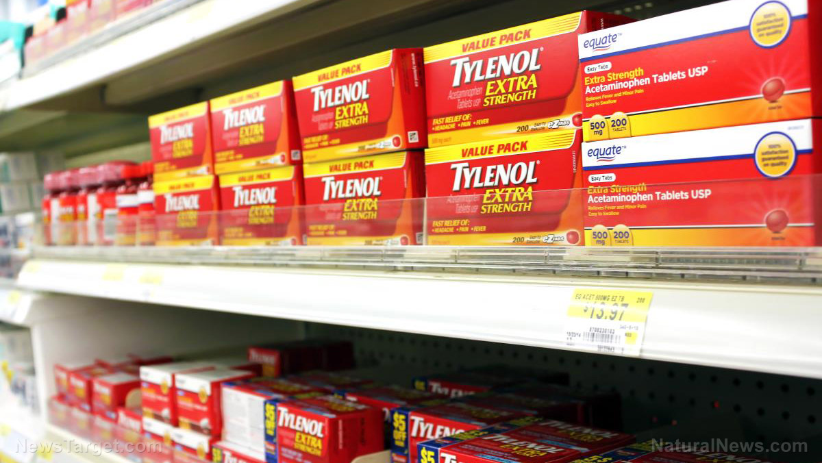 Image: The suppressed truth about Tylenol: It's toxic to children