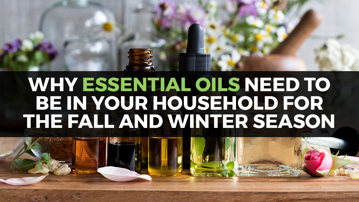 Image: Why you need essential oils in your household for the fall and winter season