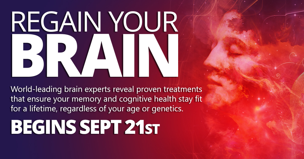 Image: Leading brain experts teach you how to restore your mind to optimal health