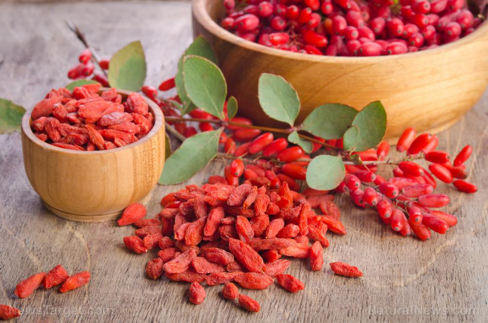 Image: Barberry juice found to reduce cardiovascular disease risk in diabetic patients