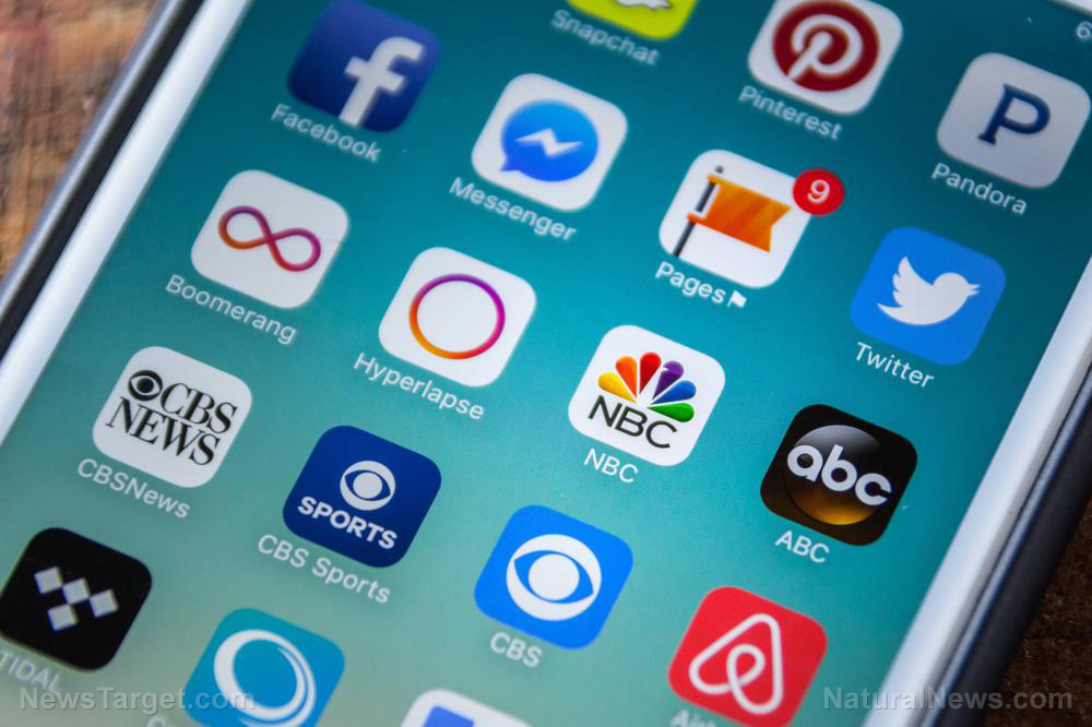 "ORWELLIAN: Apple monitors your phone calls and emails, then calculates a ""trust score"" Logo-Nbc-2016-App-Apple-Application-Change"