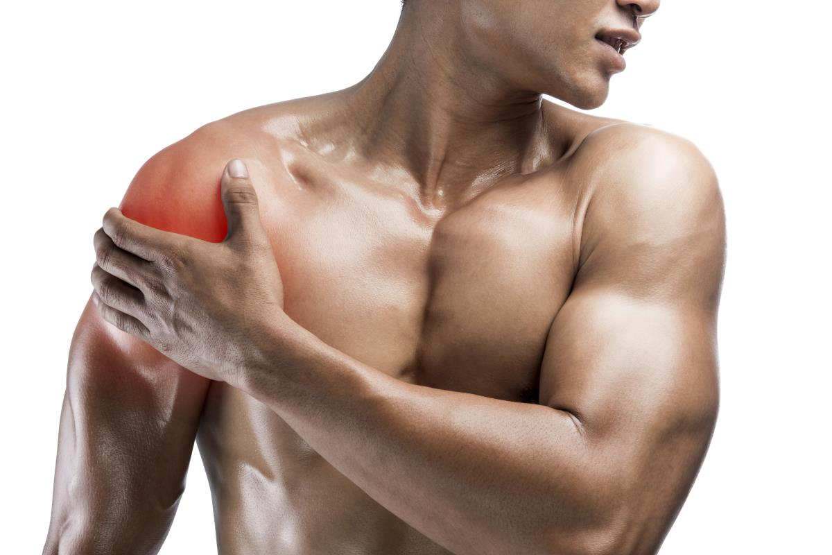 Image: Relieve shoulder pain with these simple workout tweaks