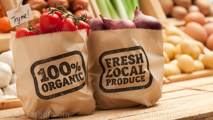 Image: Organic food sales booming in UK, outstripping growth of ALL conventional foods