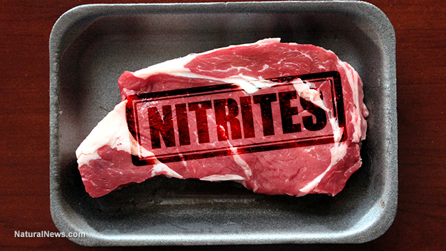 Image: Red meat doesn't cause cancer… it's the sodium nitrite added to processed meats