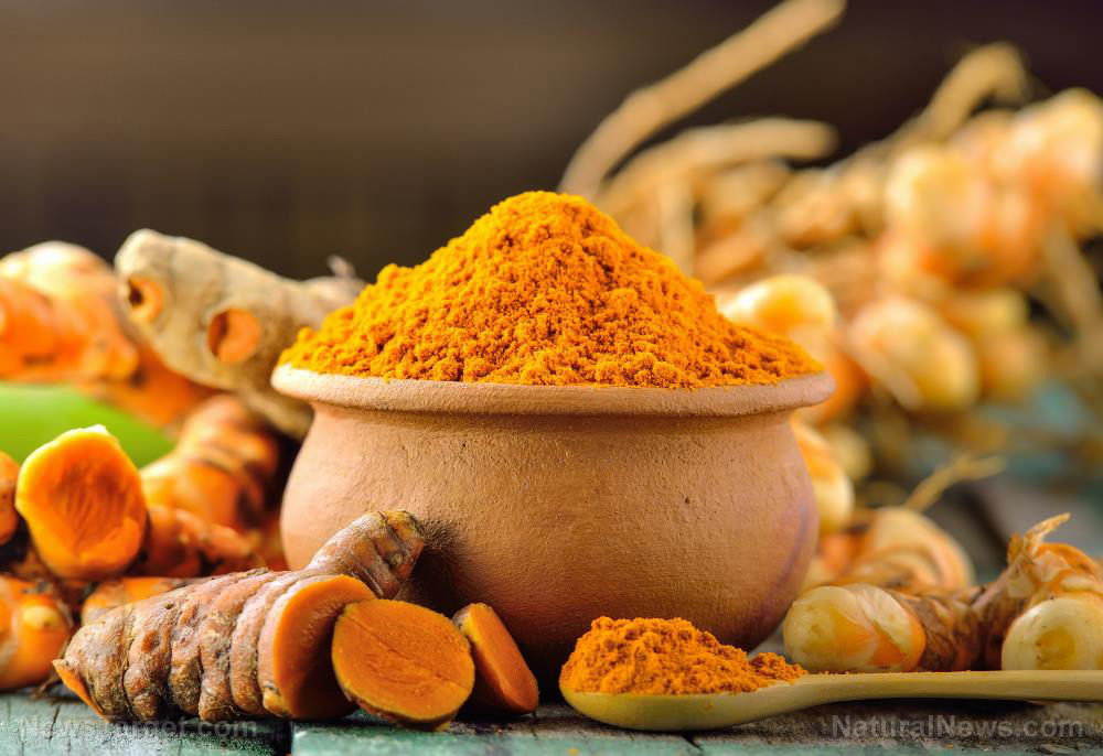 Image: Researchers explore how curcumin works against cancer at an atomic level
