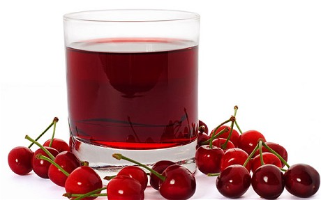 Image: Sleep better tonight AND reduce inflammation with cherry juice