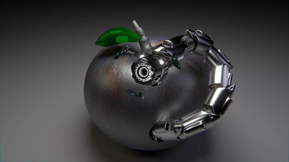 Image: Engineers are developing robot farmers that may make widespread pesticide spraying obsolete