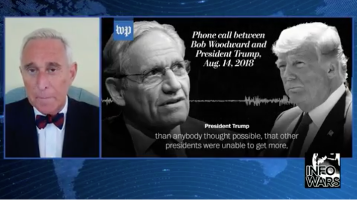 "Image: Bob Woodward is a LIAR and a fake news ""journalist"" who fabricates quotes: Two more officials denounce his fake reporting"