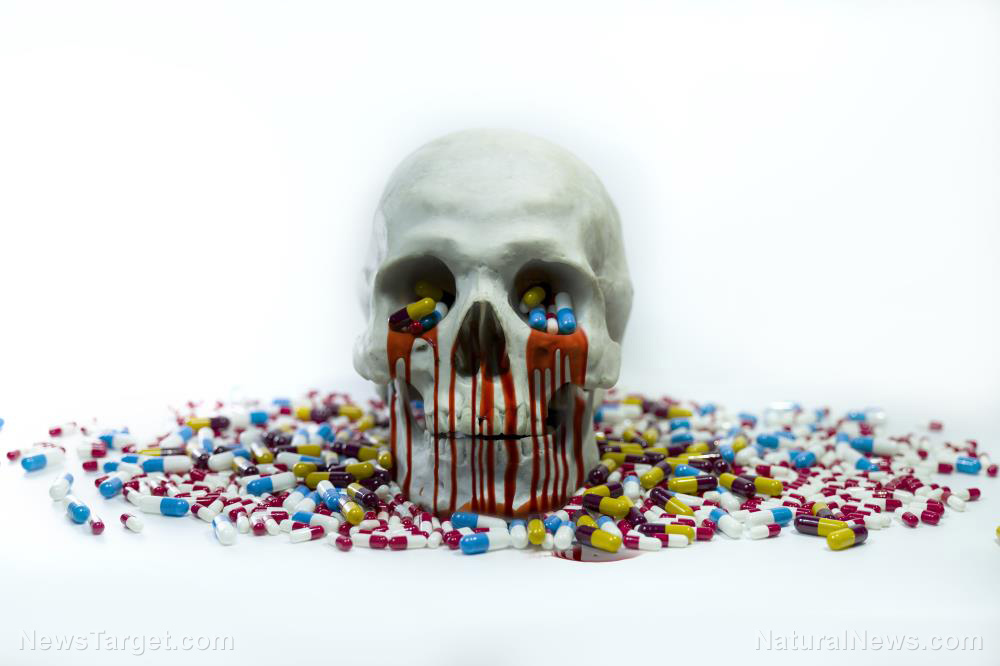 Image: Big Pharma desperately trying to block President Trump from lowering drug prices