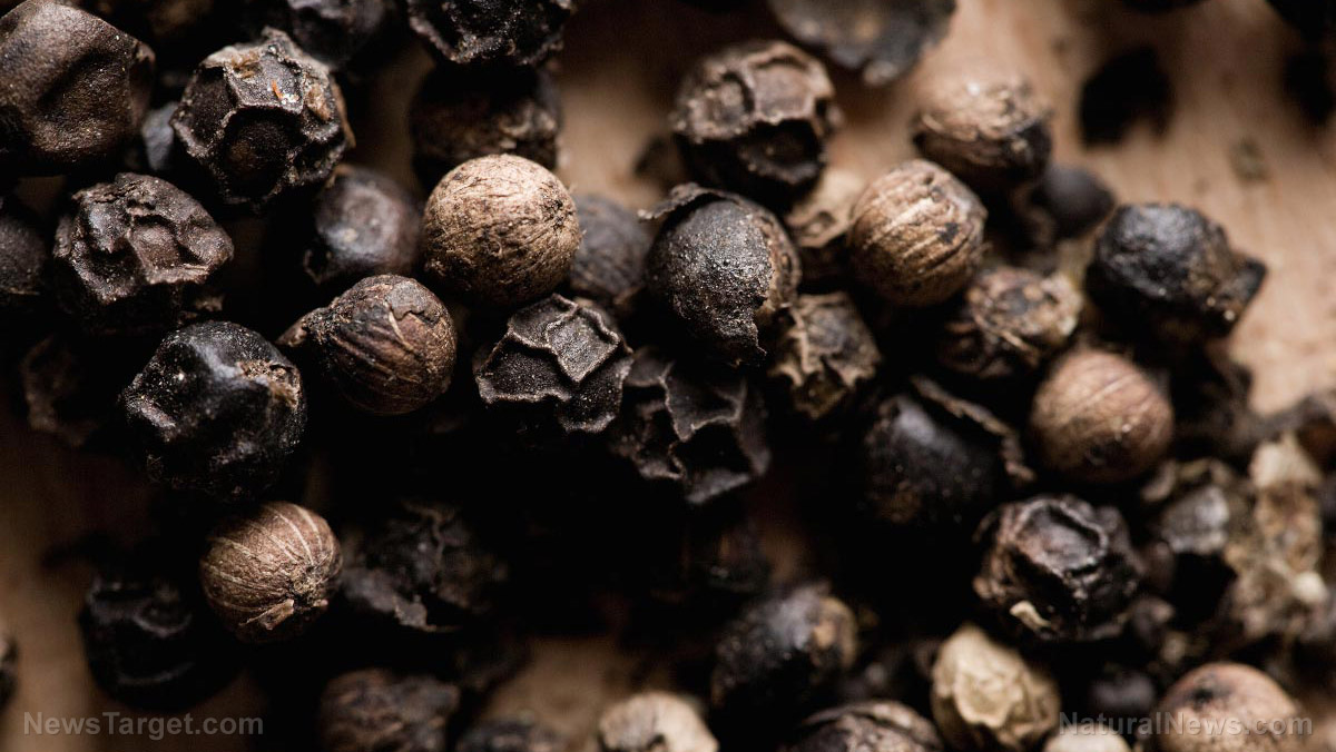 Image: Black pepper could help fight obesity: Research shows it lowers body fat and blood sugar