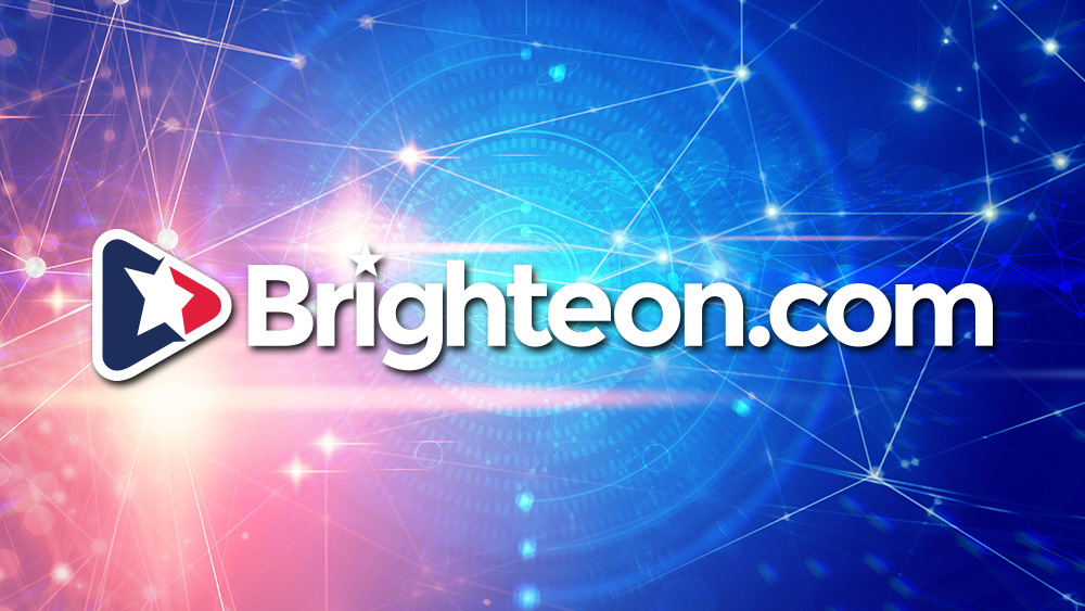 Image: Brighteon.com declares video platform no place for Jew haters and those who espouse violence against people of faith